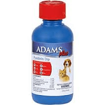 Adams Plus Pytherin Flea Dip
