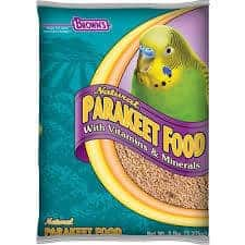 Browns Parakeet Food