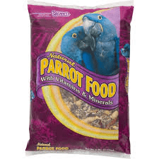 Browns Parrot Food