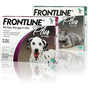 flea and tick pet supplies