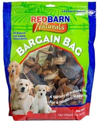 RedBarn Assorted Dog Treat Bargain Bag