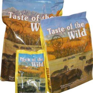 TOW dog food