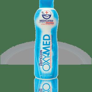 Tropiclean OxyMed with Oatmeal Shampoo