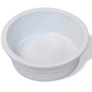 Crock Dog Cat Dish