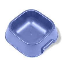 Single Dog Cat Dish