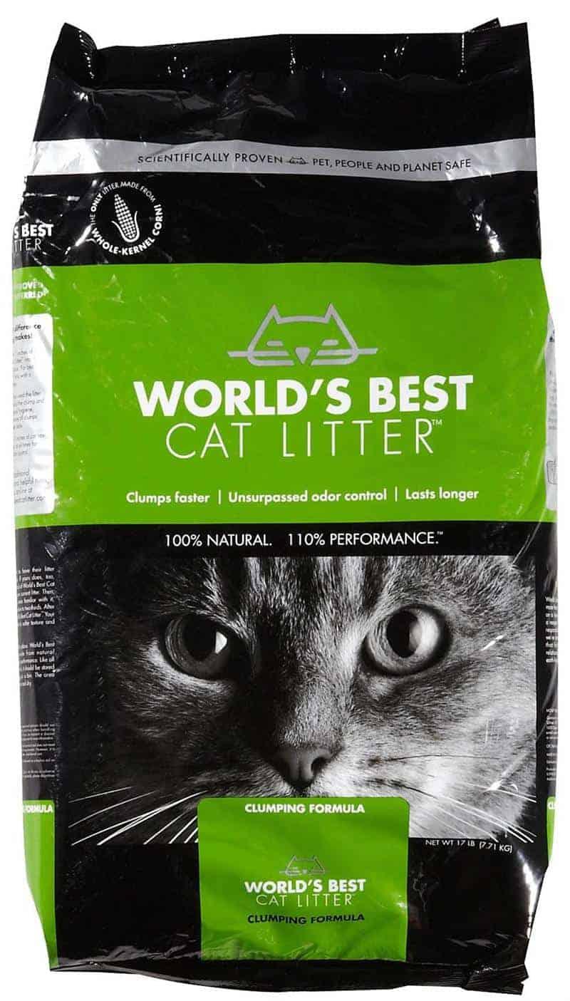 Single Cat Clumping Litter