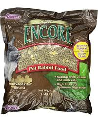 Brown's Encore Rabbit Food