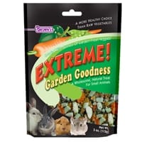 Extreme Garden Goodness Treats