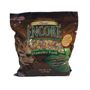 Browns Hamster Food