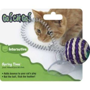 OurPets Spring Time Cat Toy
