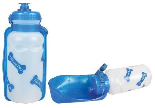 Thirsty Dog Portable Sport Bottle