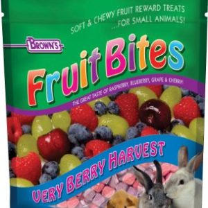 Verry Berry Harvest Small Animal Treat