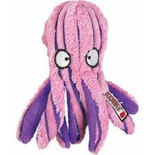 Kong CuteSeas Octopus Cat Toy