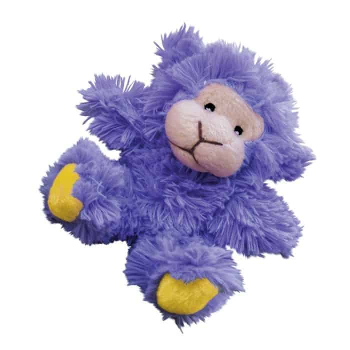 Kong softies lamb cat toy