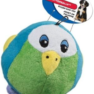 Bird Butterballs Dog Toy