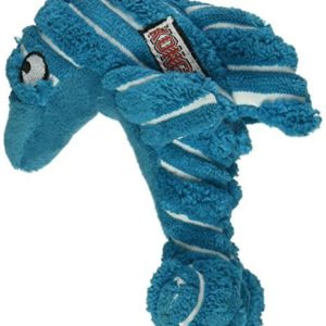Kong cuteseas dolphin cat toy