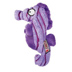 Kong Cuteseas seahorse cat toy