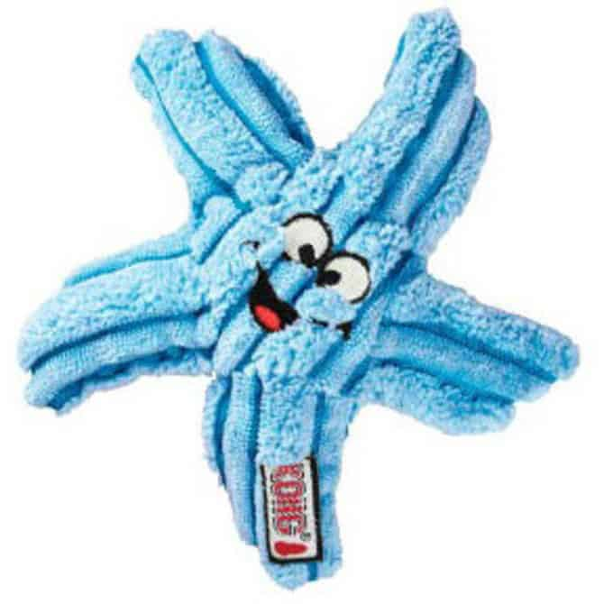 Kong CuteSeas Starfish cat toy