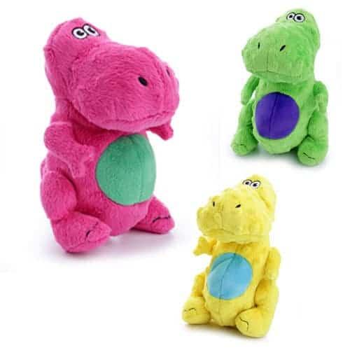 goDog T-Rex Dog Toys