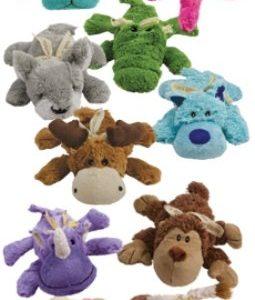 Kong Cozie Dog Toys