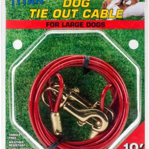Titan Tie Out Cable